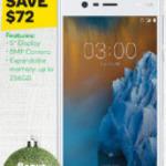 Vodafone Nokia 3 $107 @ Woolworths