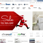 Up to 70% off Sitewide @ Planet Linen + Additional 10% off with Free Shipping over $50