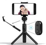Xiaomi Selfie Stick Bluetooth Remote Shutter Tripod AU $15.61/ US $11.49 Delivered @ Lightinthebox