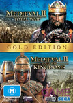 Medieval II Total War Gold Edition (PC) $6 delivered from Game