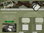 Free Military Can Opener & 2x Tag Silencers with Any Order with Coupon Code at Yeswetag.com.au