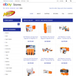 20% off Nerf Toys + Free Shipping @ Nerf Outlet Store eBay