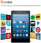 Win a Kindle Fire HD 8 Worth $80 from Author Lindsay Marie Miller