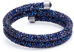Swarovski Crystaldust Double Bangle $38.50, Single Bangle $28 Delivered @ Catch