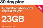 Kogan Mobile Prepaid 30 Days | 23GB $4.90 - New Customers Only