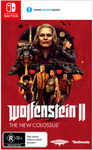 Wolfenstein II: The New Colossus Nintendo Switch $63.96 C&C (Or + Delivery, Free with eBay Plus) @ EB Games eBay
