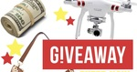 Win Your Choice of a DJI Drone Or MK & Apple Watch or $600 PP Cash from Itsourfabfashlife