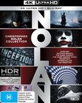 [Amazon Prime] Christopher Nolan Collection 4K + Blu-Ray $79.99 @ Amazon AU