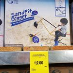 [NSW] Swing Slide Climb Sandpit Digger $12, Starplay Activity Cube $29 @ Bunnings Alexandria