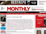 Free Issue of The Monthly Magazine