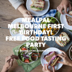 (Melbourne) Free Food and Drinks - Mealpal 1st Birthday - Wednesday 12th Sept 6-8 PM