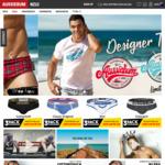 30% off Sitewide on Men's Underwear and Men's Swimwear @ aussieBum