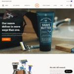Free 1 Month Subscription on The Humble Twin or $5 Discount @ Dollar Shave Club