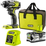 Ryobi 18V ONE+ Brushless Impact Wrench Kit $249 (Previously $299) @ Bunnings