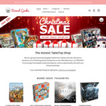Boardgames - Christmas Sale - 10% off Storewide @ Board Geeks