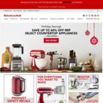 Extra 20% off Storewide @ KitchenAid