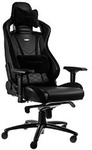 noblechairs EPIC PU Faux Leather Gaming Chair $399   Real Leather $629 @ PC Case Gear
