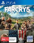 [PS4] Far Cry 5 Standard Edition $25 + Delivery (Free with Prime/ $49 Spend) @ Amazon AU
