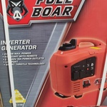 [TAS] Full Boar Petrol 2.2kW Inverter Generator FBT-3100 $499 @ Bunnings Launceston