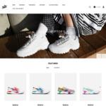 Extra 15% off New Nike, Reebok, Fila, Women's Footwear adidas NMD $169.95 (Was $340) adidas Falcon $76.45 (Was $150) @SoleFiness