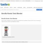 Win a Breville Kinetix Twist Blender Worth $159.95 from News Life Media