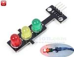 Traffic Light 5V LED Display Module AU$0.86, JDY-40 2.4g Wireless Transceiver AU$1.24, DIY Kit 3D Xmas Tree AU$4.34 @ ICStation