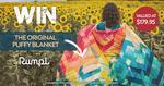 Win a Rumpl Original Puffy Blanket Worth $179.95 from Wild Earth