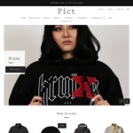 30% off Online @ Pict Clothing [Flash Sale]