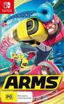 [Switch] ARMS $39 + Delivery (Free with Prime/ $49 Spend) @ Amazon AU