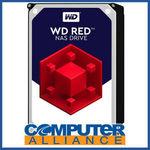 "[eBay Plus] 8TB Western Digital 3.5"" SATA 6GB/s Red HDD PN WD80EFAX $288.15 Delivered @ Computer Alliance eBay"