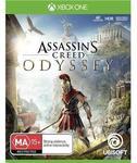 [PS4, XB1] Assassin's Creed Odyssey $25 C&C /+ Delivery @ JB Hi-Fi