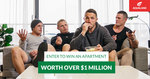 Win a $1 Million Apartment from Aqualand (NSW)