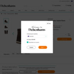 Up to 70% off: Timberland from $59.40 /Rockport/Caterpillar (Size 14/15)/Ecco + More @ Debenhams (Shipping $10/Free with $100+)