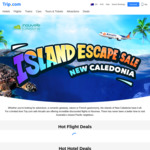 Aircalin - SYD/BNE to NOU from $474, MEL to NOU Return from $473 @ Trip.com
