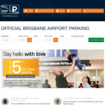 [QLD] Brisbane Airport Parking 12% off Online Bookings