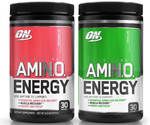 Optimum Nutrition Amino Energy 30 Serve Powder Double Deal $54.90 Delivered @ SuppKings Nutrition
