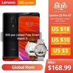 Lenovo Z5 Pro GT Snapdragon 855 6GB/128GB US $177 (AU $257), 8GB/128GB US $210 (AU $306) + Delivery @ Lenovo AliExpress