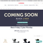 20% off Reds Baby - Black Friday Eary Access