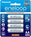 Up to 50% off Eneloop Batteries: e.g. 4x AAA Pro $17.24 (OOS) + Delivery ($0 with Prime/ $39 Spend) & More @ Amazon AU