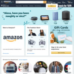 $10 off $39 Spend (Sold by Amazon AU Items Only) @ Amazon AU via App Only
