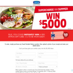 Win $5,000 or Instant Win 1 of 280x $50 EFTPOS Gift Cards from Tassal (Buy Tassal Smoked Salmon)