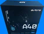 Win an ASTRO A40 Gaming Headset from SlickFlow/PC419