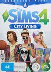 [PC, Mac] The Sims 4 City Living, Get to Work, Get Together + More $10.99ea + Delivery ($0 with Prime/ $39 Spend) @ Amazon AU