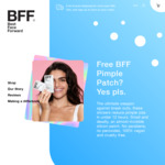 Free Pimple Patch Sample Delivered @ BFF