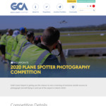 Win 1 of 20 Exclusive Airside Access Passes to Photograph Aircraft and The Chance To Win up to $1000 at Gold Coast Airport