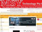 MSY Promotion - Patriot 64GB Torqx2 SSD-128M $89 on 03/09 ONLY ($50off, Original Price $139)