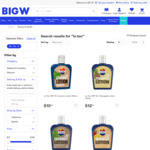 Le Tan SPF 50+ Pineapple/Coconut/Mango Lotion 125mL $2.21 (Save $10.78) @ BigW (+Shipping/+0 C&C)