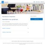 [NSW] AmEx Credit: (Spend $100 or More, Get $20 Back) Meat District Co, Planar Restaurant, Sicilian Restaurant