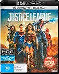 Justice League (4K) $10 / Game Of Thrones: Season 8 (Blu-ray) $20 + Delivery ($0 with Prime/ $39 Spend) @ Amazon AU