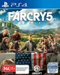 [PS4] Far Cry 5 $20 + Delivery ($0 with Prime/ $39 Spend) @ Amazon AU